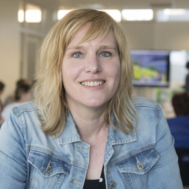 Jessica Opdenoordt - co trainer